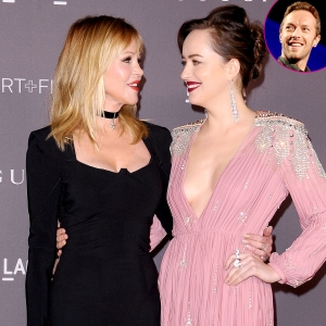 Melanie-Griffith-Adores-Dakota-Johnson's-Boyfriend-Chris-Martin