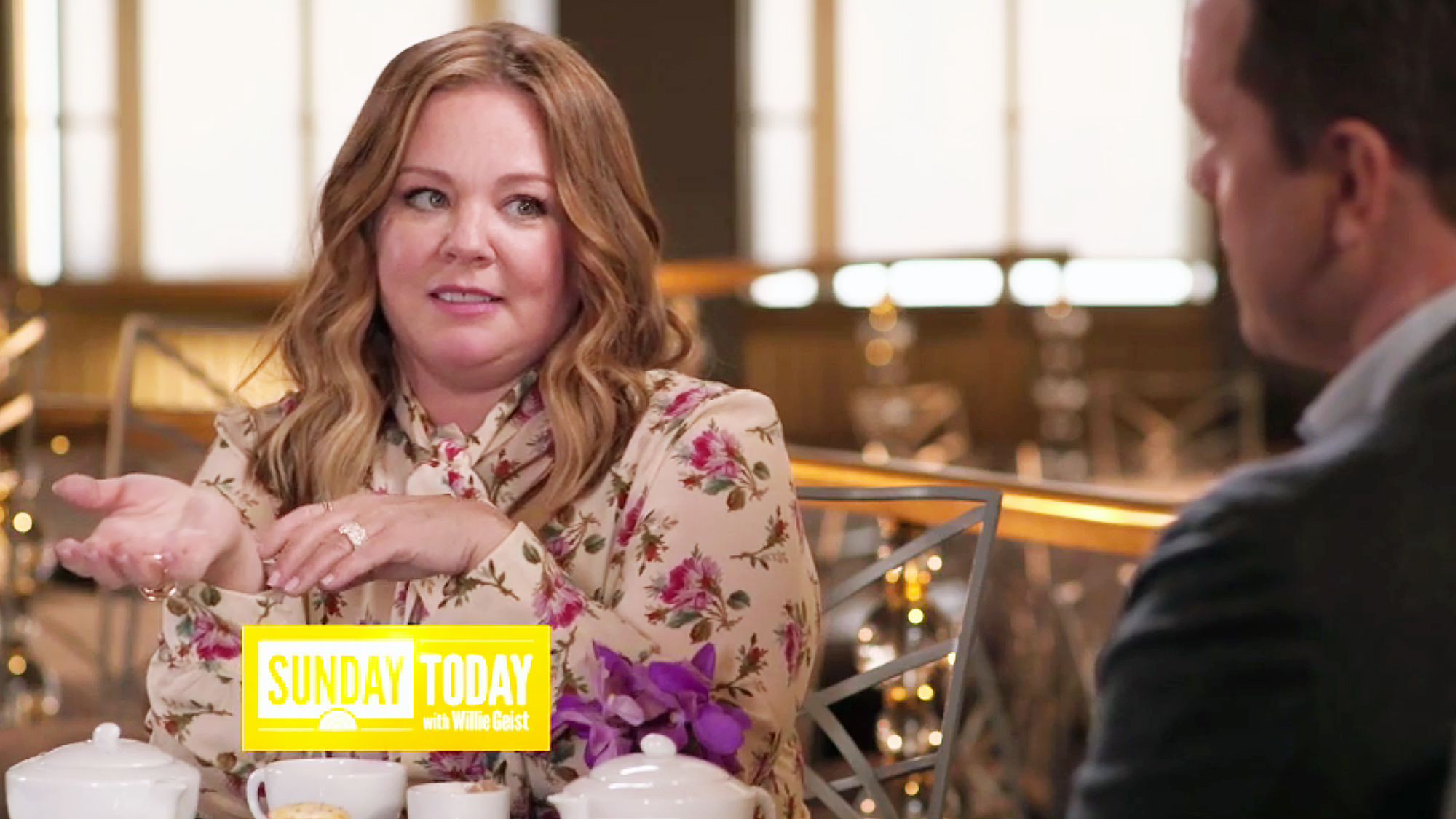 Melissa McCarthy Sunday TODAY