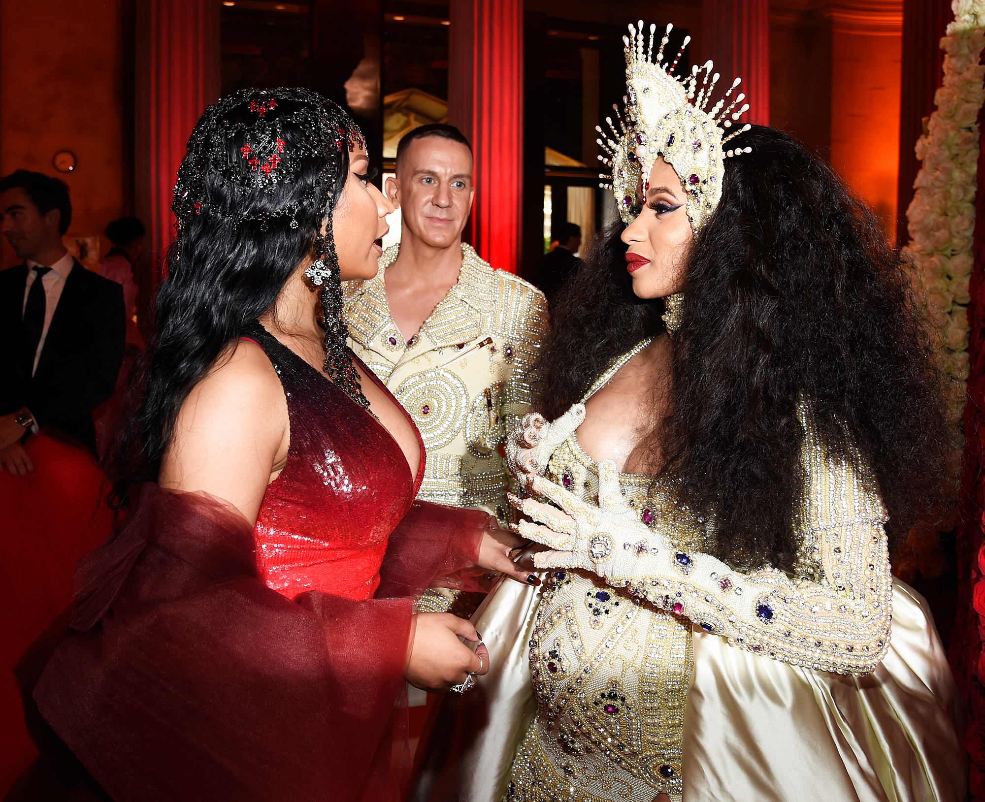 Image result for singers 2018 met gala