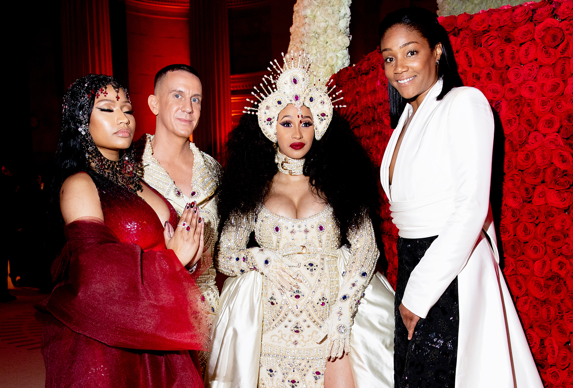 Cardi B Nicki Minaj Feud
