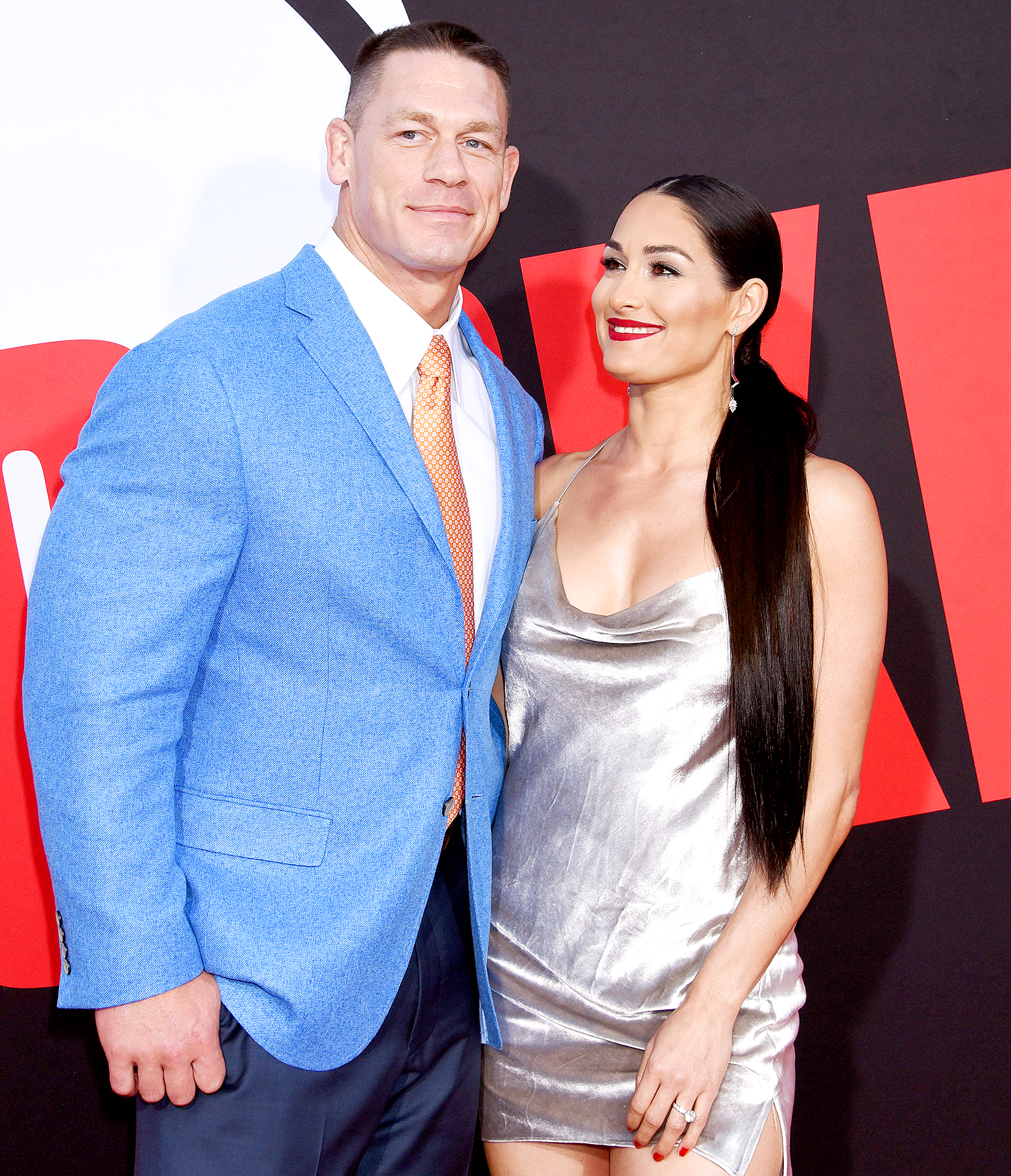 John Cena Calls Himself the 'Rug Man' in Whole Bellas Clip