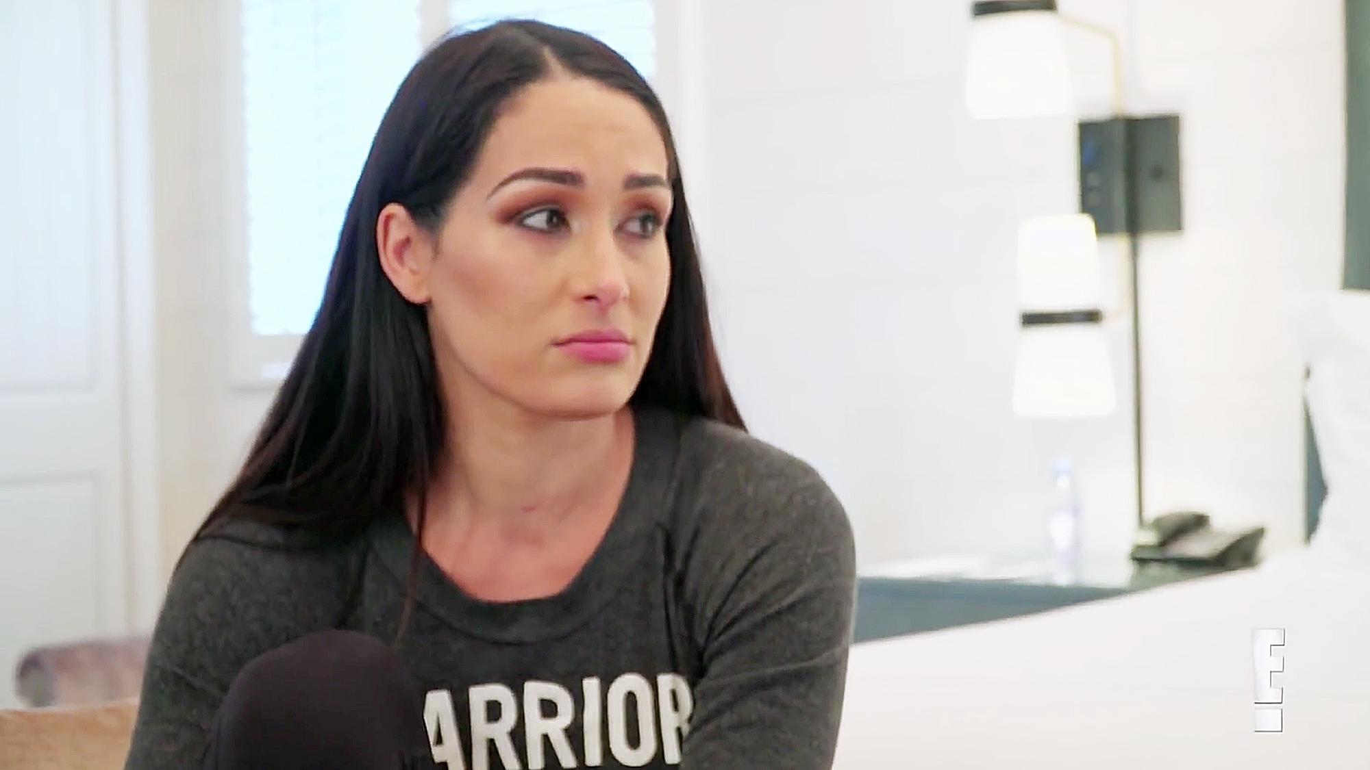 Nikki Bella Total Bellas season premiere