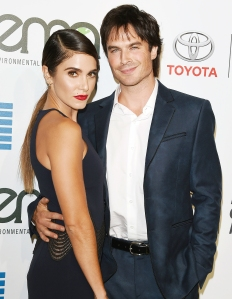 Ian Somerhalder Nikki Reed Mother's Day