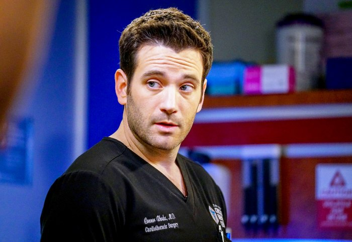Colin Donnell as Connor Rhodes in 'Chicago Med'