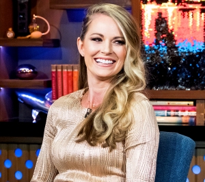 Cameran Eubanks on 'Watch What Happens Live with Andy Cohen'