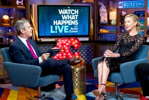 Charlize Theron on 'Watch What Happens Live with Andy Cohen'