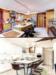 Olivia Munn Before and After My Houzz