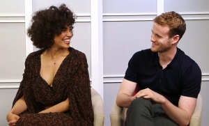 Parisa Fitz-Henley Murray Fraser Prince Harry Meghan Markle Lifetime Movie