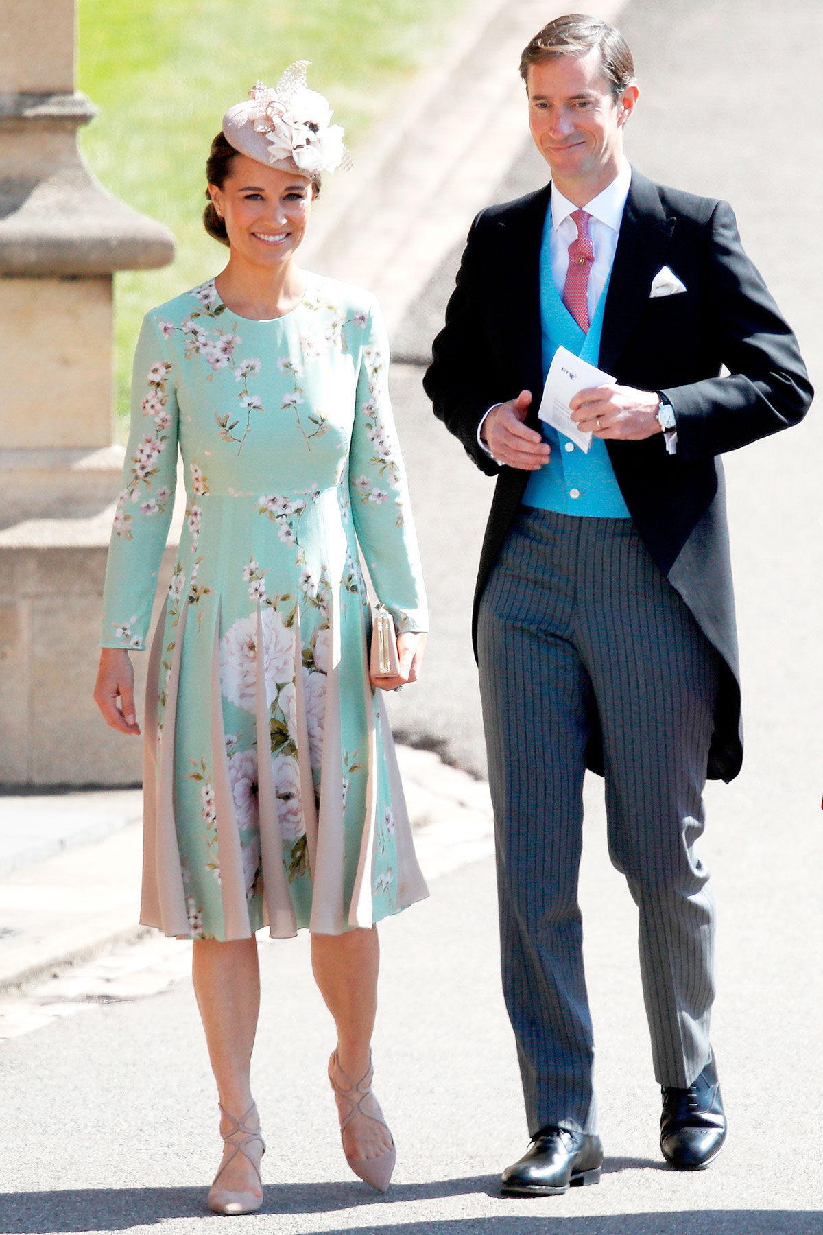 Fashion week Wedding royal what the guests wore for lady