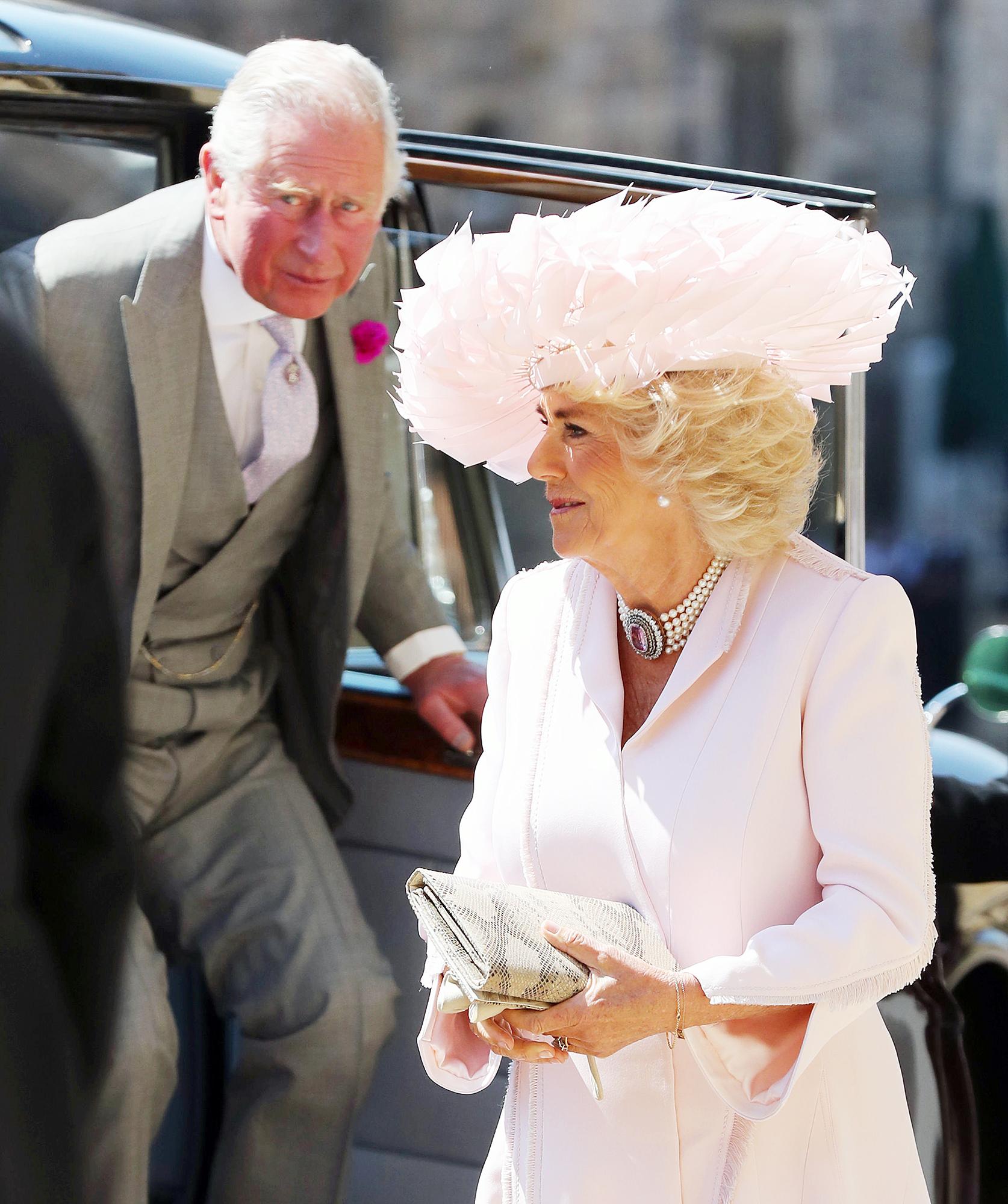 Prince Charles Camilla Royal Wedding