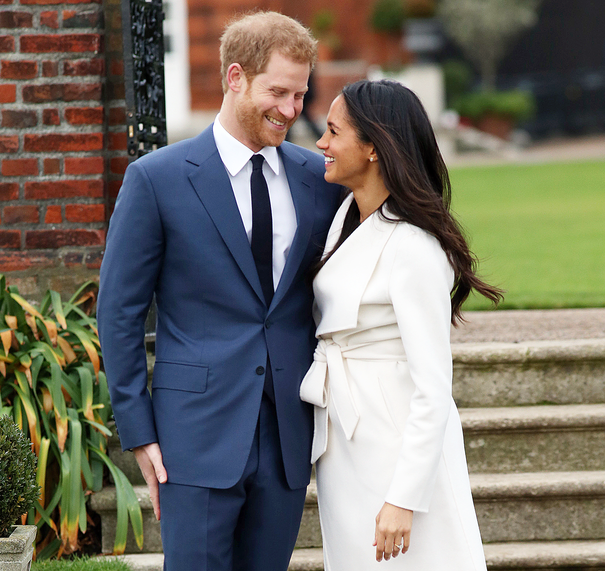Prince Harry Meghan Markle First Date
