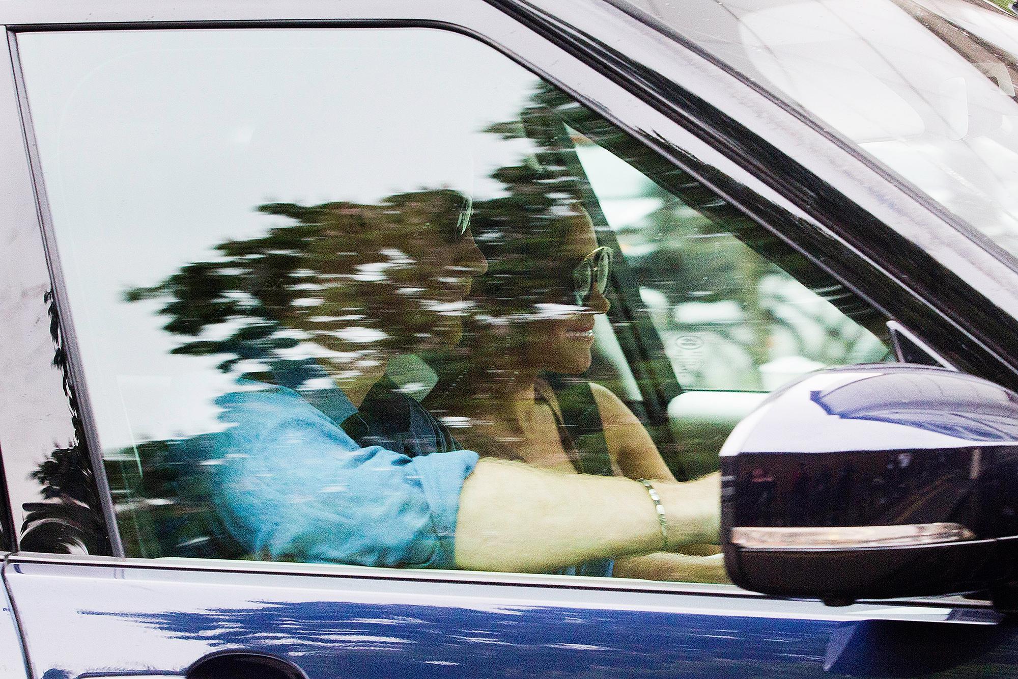 Prince Harry Meghan Markle Kensington Palace return