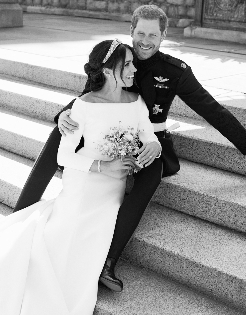 Details about meghan markles givenchy wedding dress veil designer prince harry meghan markle portrait wedding junglespirit Image collections
