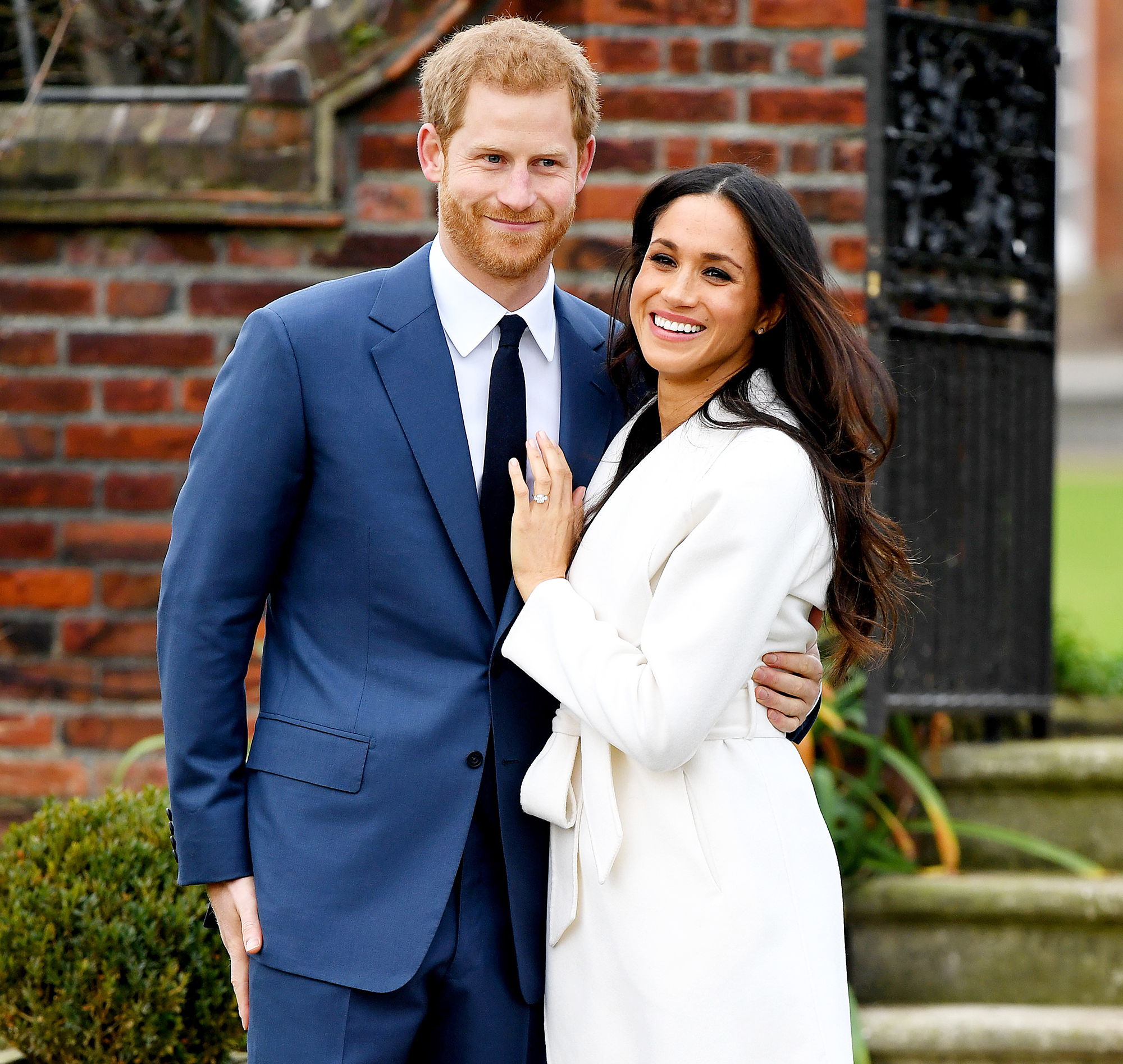President Trump Will Give Harry, Meghan A Wedding Gift