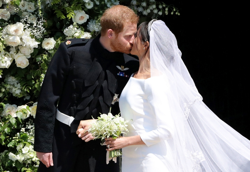 Image result for Prince Harry and Meghan wedding images