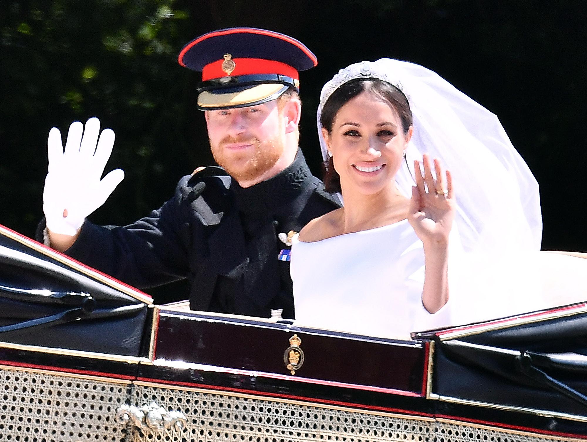 Prince Harry Meghan Markle Royal Wedding Music