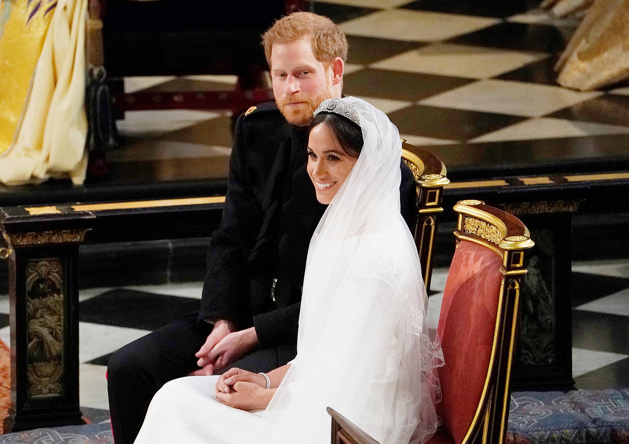 Prince Harry Meghan Markle Royal Wedding Sermon