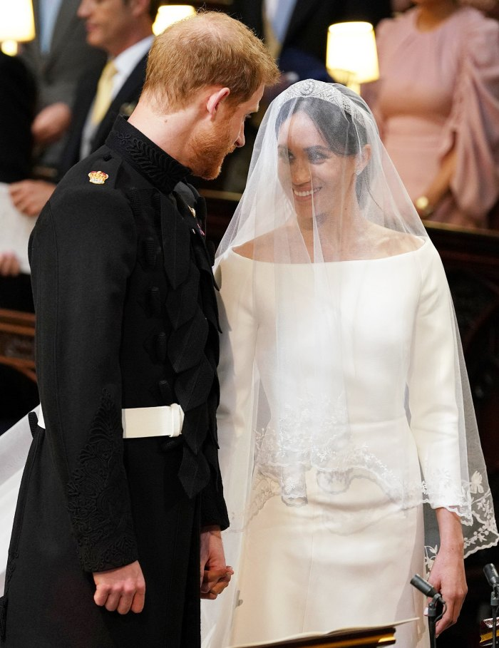 prince harry tells meghan markle you look amazing during royal wedding prince harry tells meghan markle you