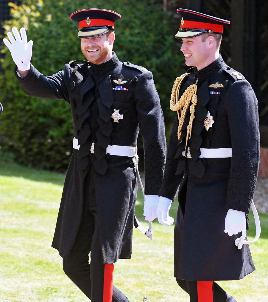 Prince William Prince Harry Royal Wedding Cutest Moments