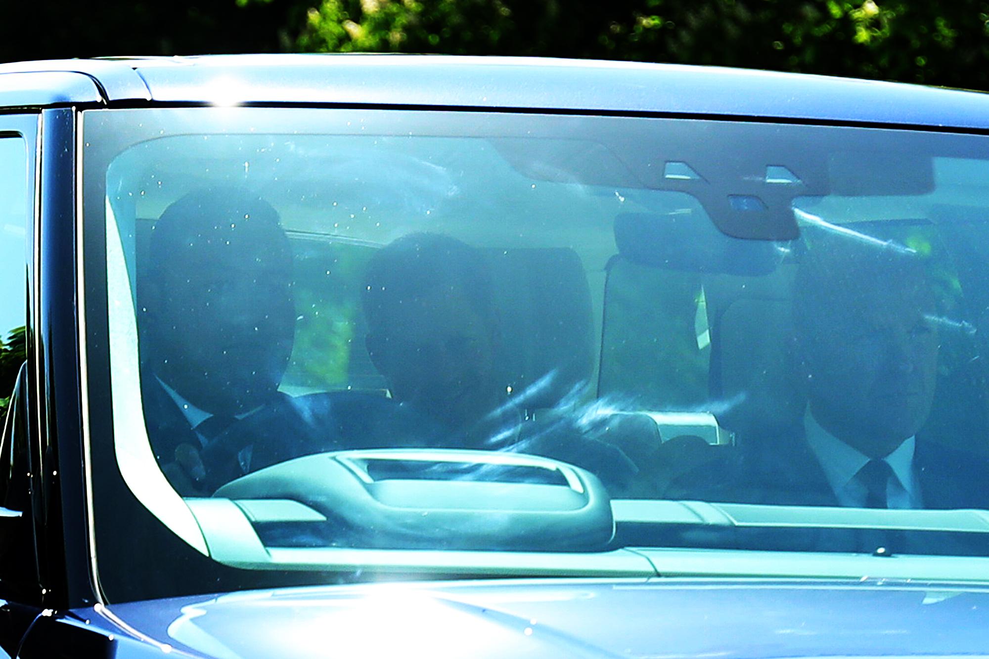 Meghan Markle Prince Harry Windsor Castle Royal Wedding