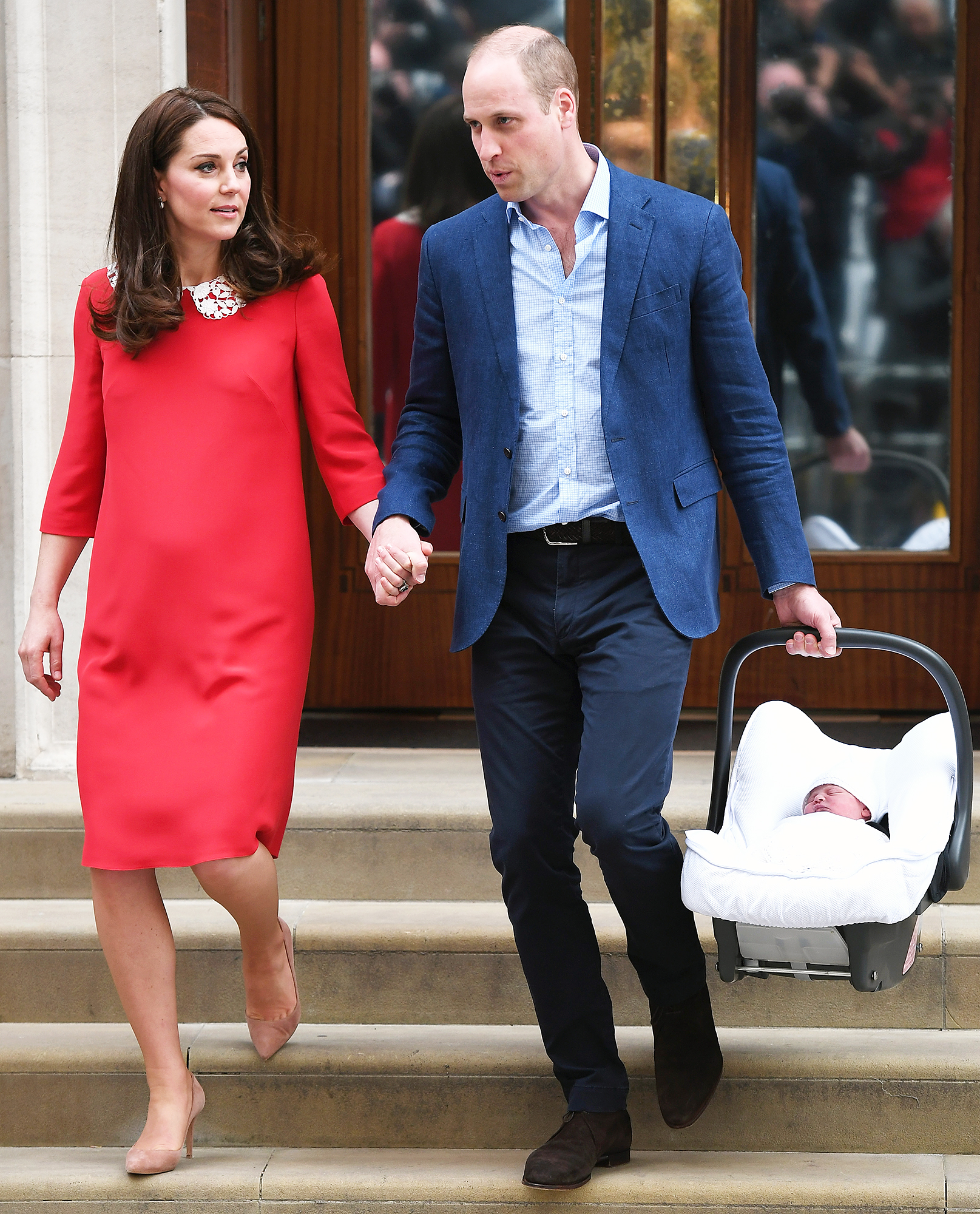 Will Prince Louis Attend Prince Harry, Meghan Markle\'s Wedding ...