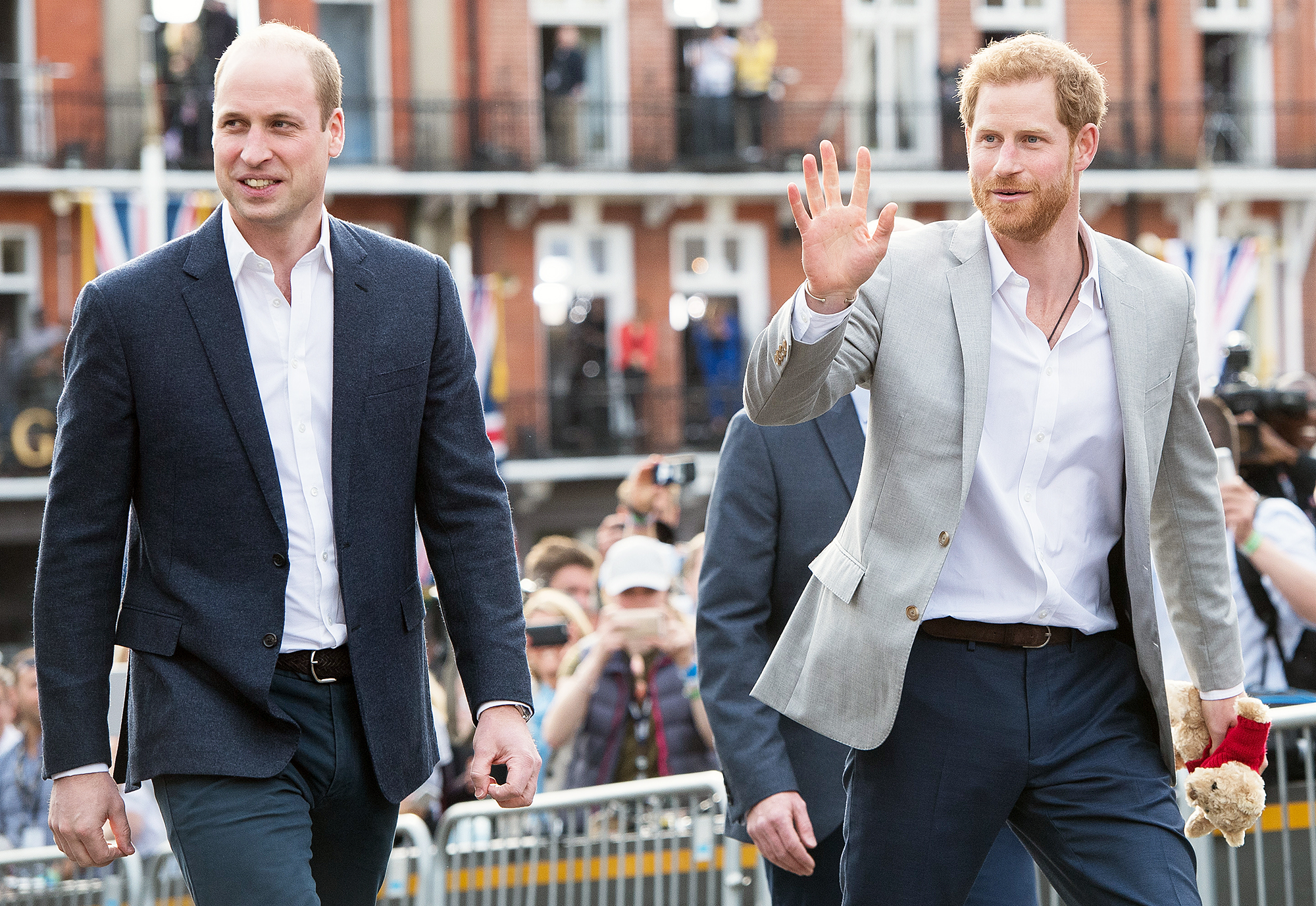 Prince Harry Will Wear A Wedding Band Unlike Brother Prince William