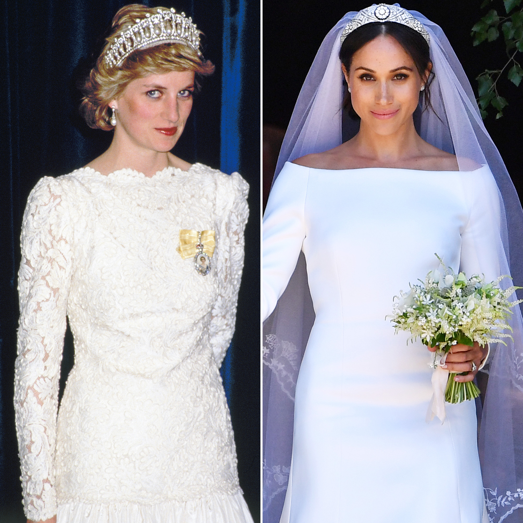 How Princess Diana Was Incorporated Into The Royal Wedding News