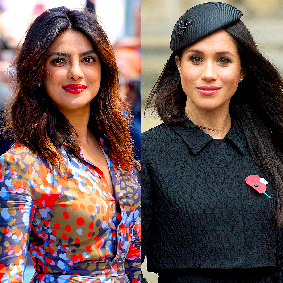 foto Priyanka Chopra Opens Up About Friend Meghan Markles Relationship With Prince Harry
