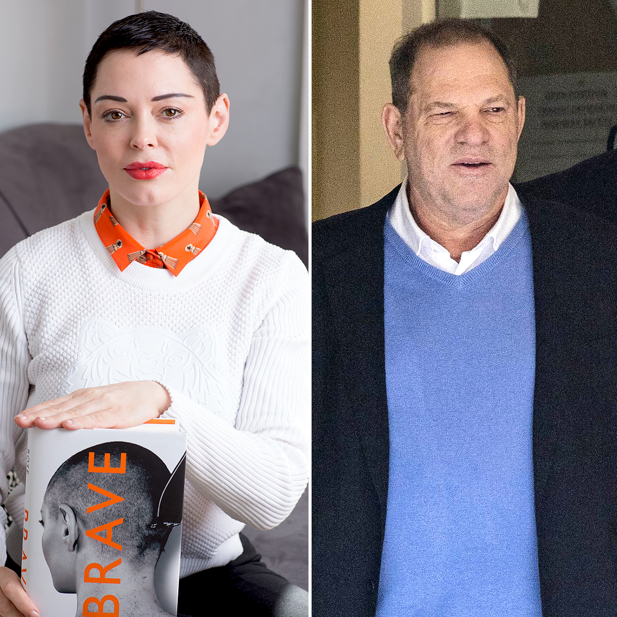 Harvey Weinstein Turns Himself In To Face Sex Crime, Rape Charges