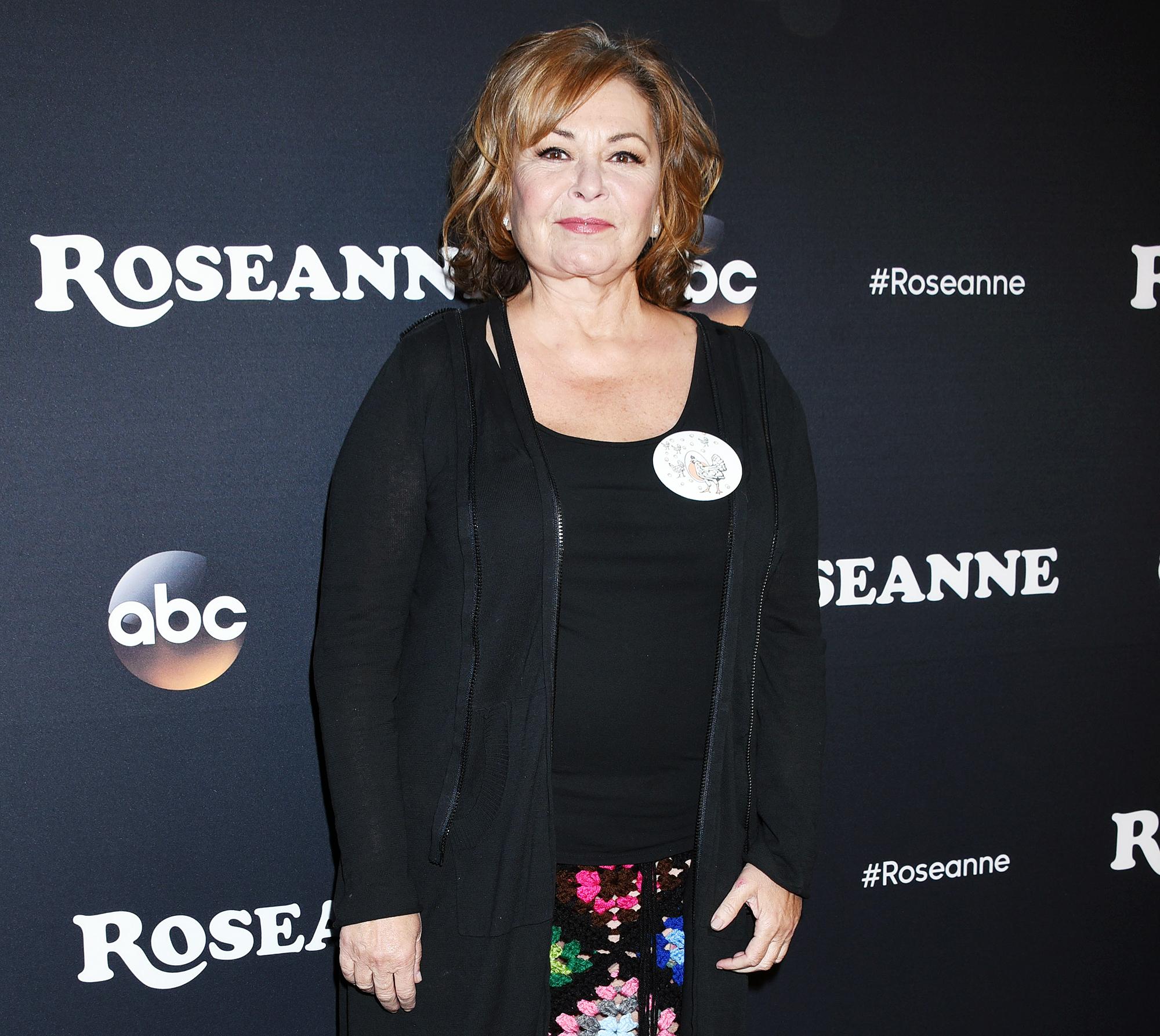 Roseanne Barr Ambien