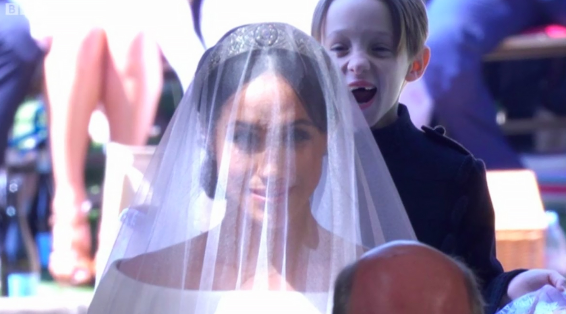 Royal Wedding Memes.Royal Wedding Memes Excited Pageboy Pippa S Iced Tea Dress And More
