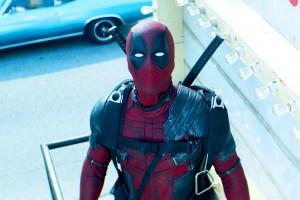 Ryan Reynolds in 'Deadpool 2'