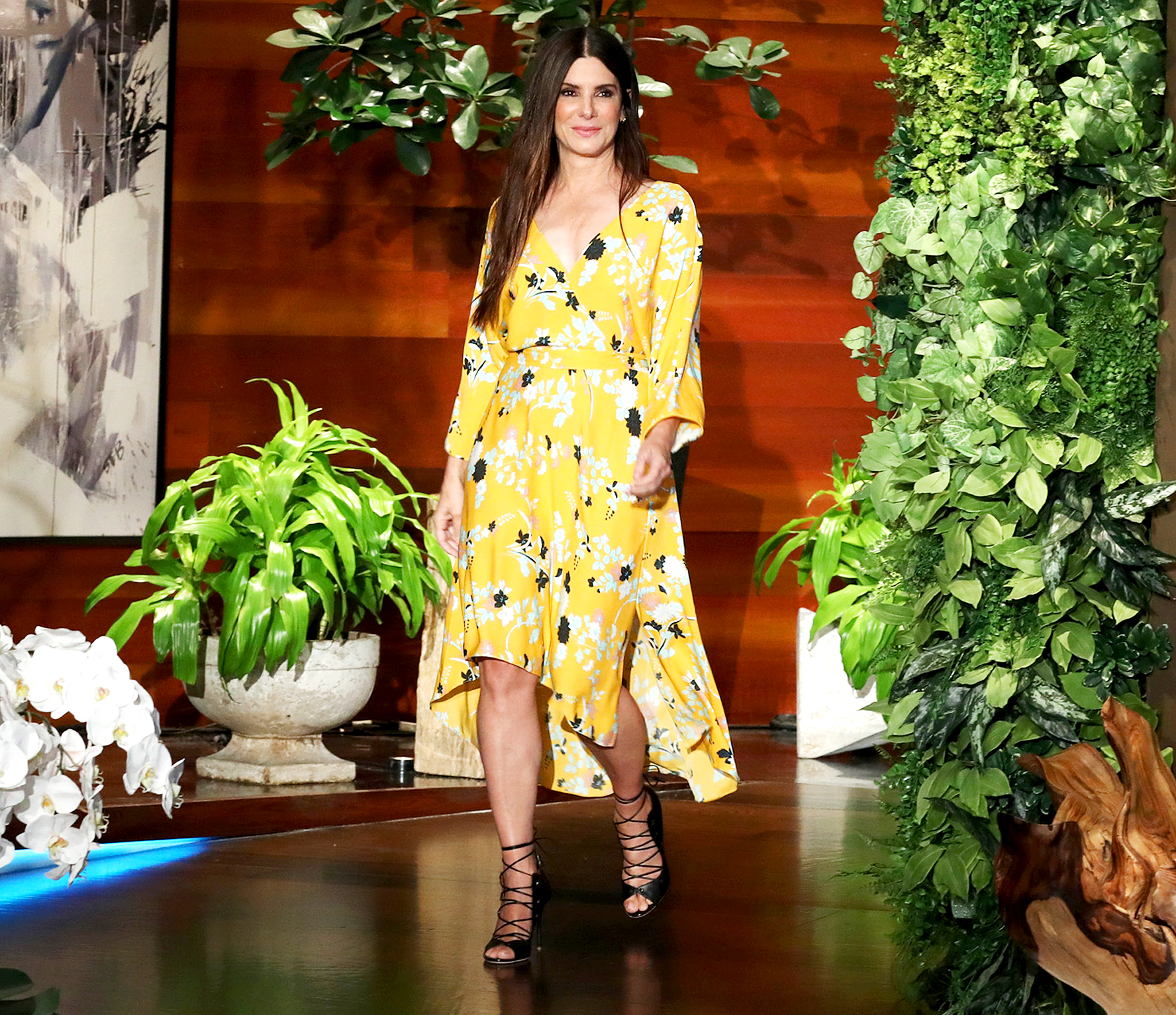 Sandra Bullock's Son Louis Lied to Protect Sister Laila