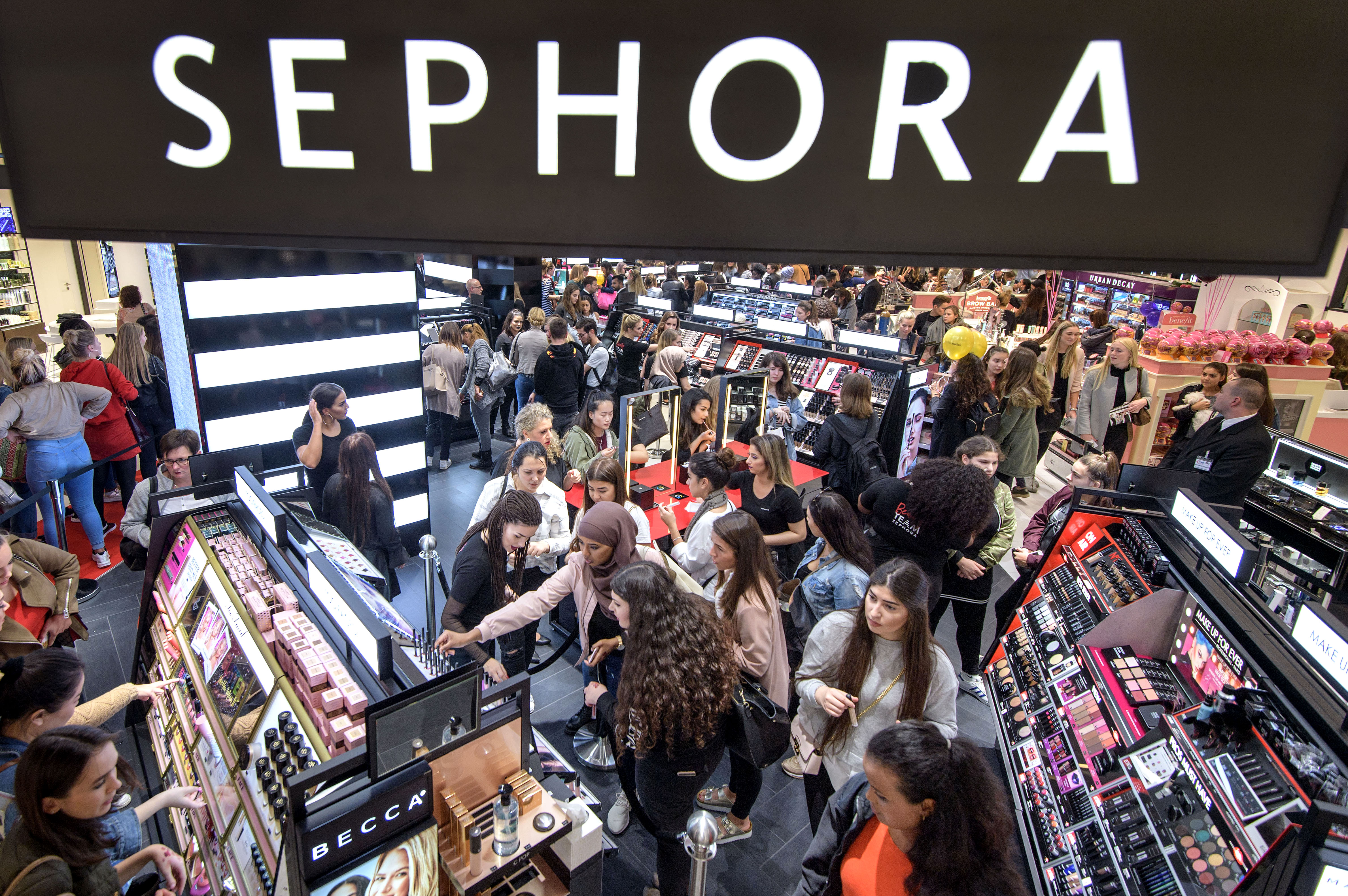 Sephora Just Unveiled a Game-Changing, In-Store Perk forShoppers