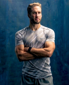 Shawn Booth for Michelob ULTRA's debut fitness festival ULTRA Fit Fest on May 14, 2018.