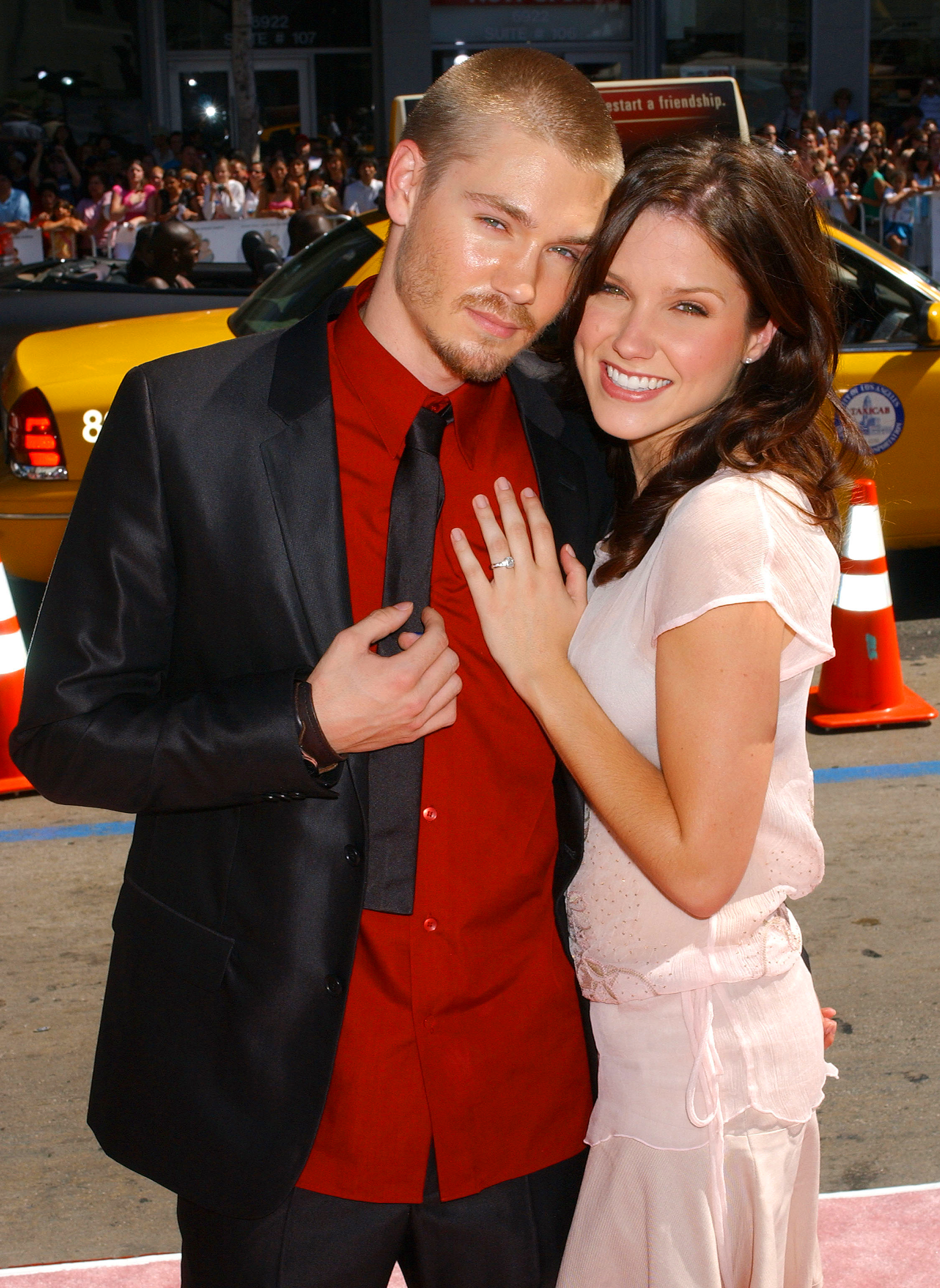 """Hollywoods shortest marriages - """"I can't say there are no hard feelings... I feel hurt, humiliated and broken hearted,"""" Bush, who exchanged handwritten vows with her former One Tree Hill costar in April 2005, said of their split."""