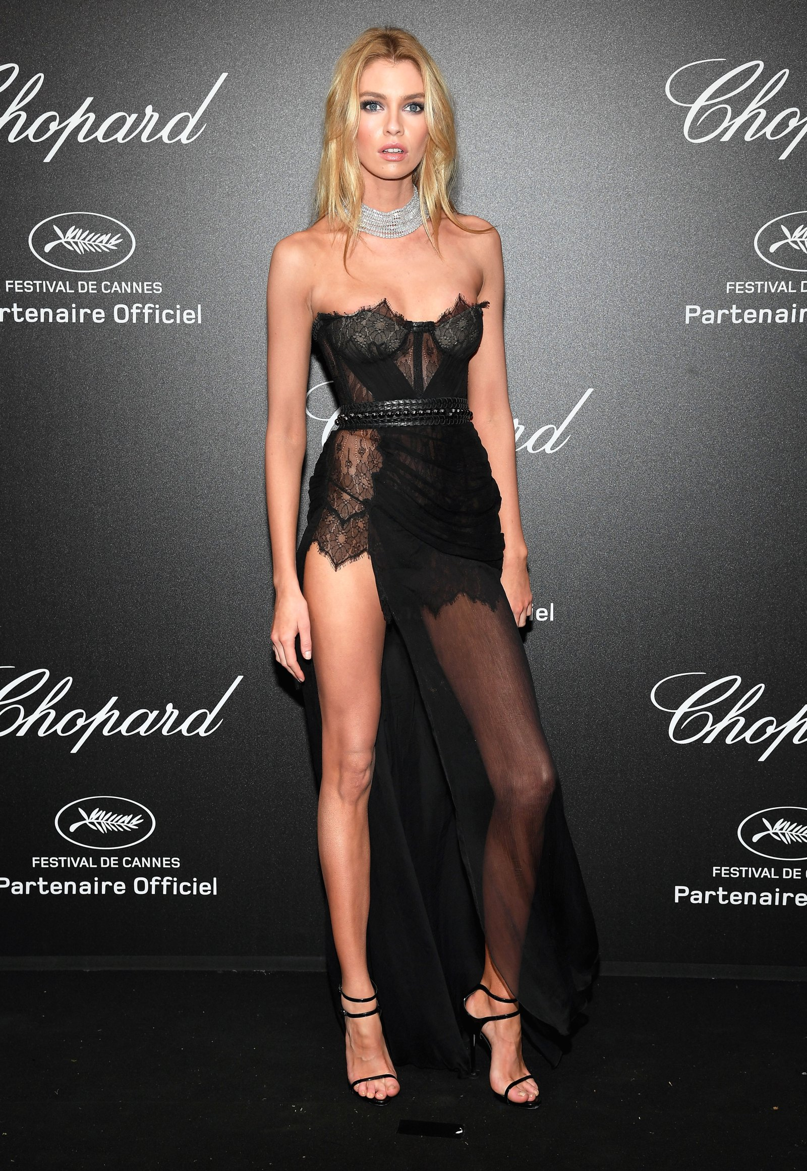 Celebs Boldest Nearly Naked Red Carpet Looks of All Time