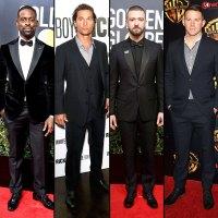 sterling-k-brown, Matthew mcconaughy, Justin Timberlake, Channing tatum