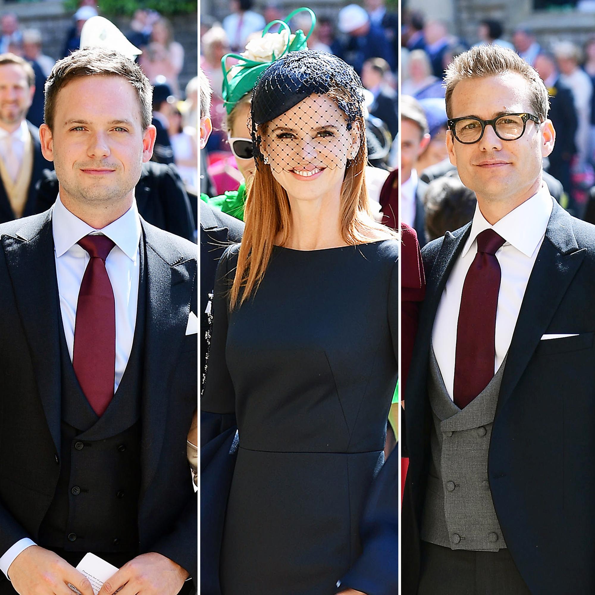 Royal Wedding Celebrates Duchess Meghan S American Roots