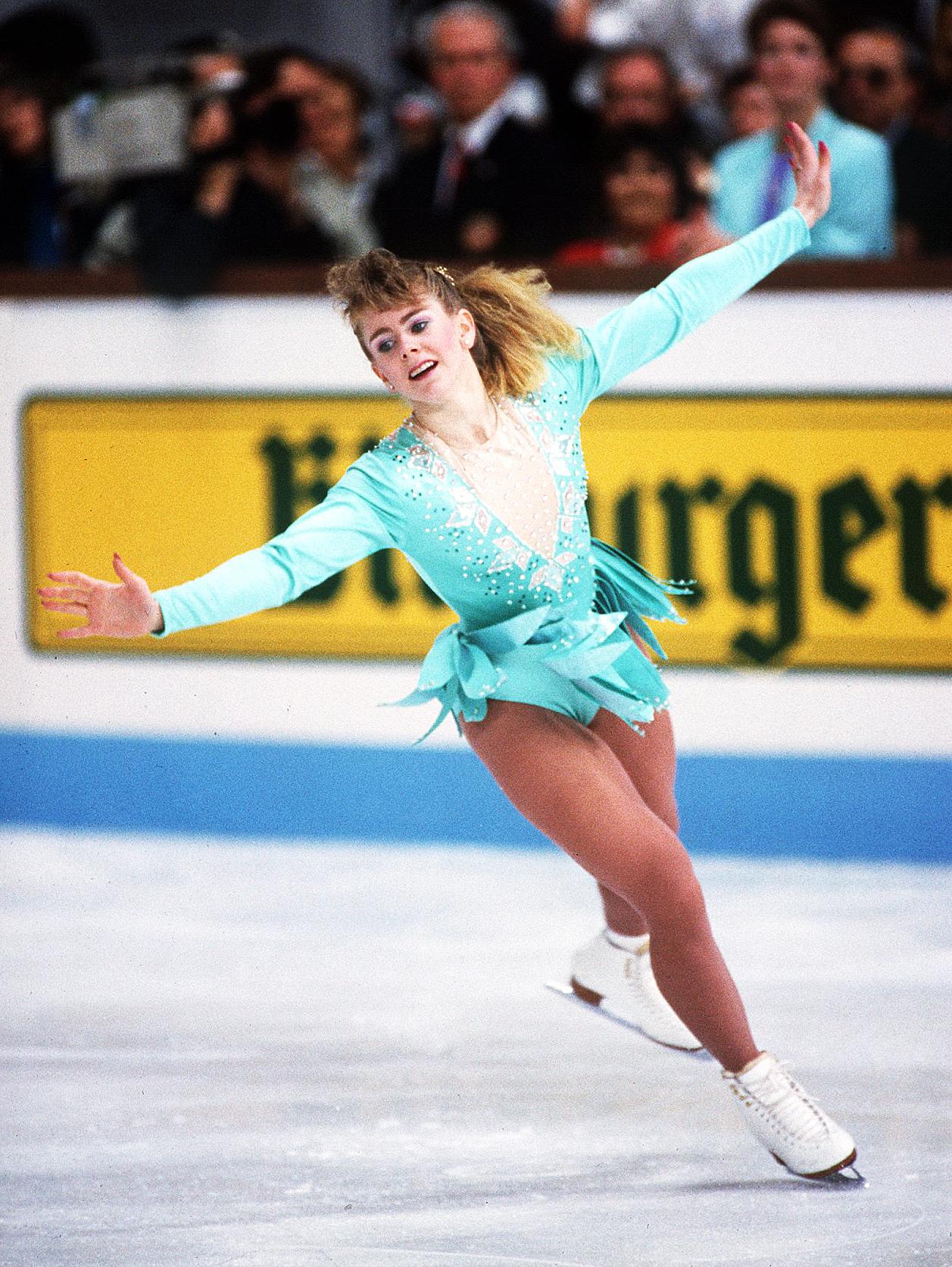 Tonya Harding World Figure Skating Championships 1991 Munich