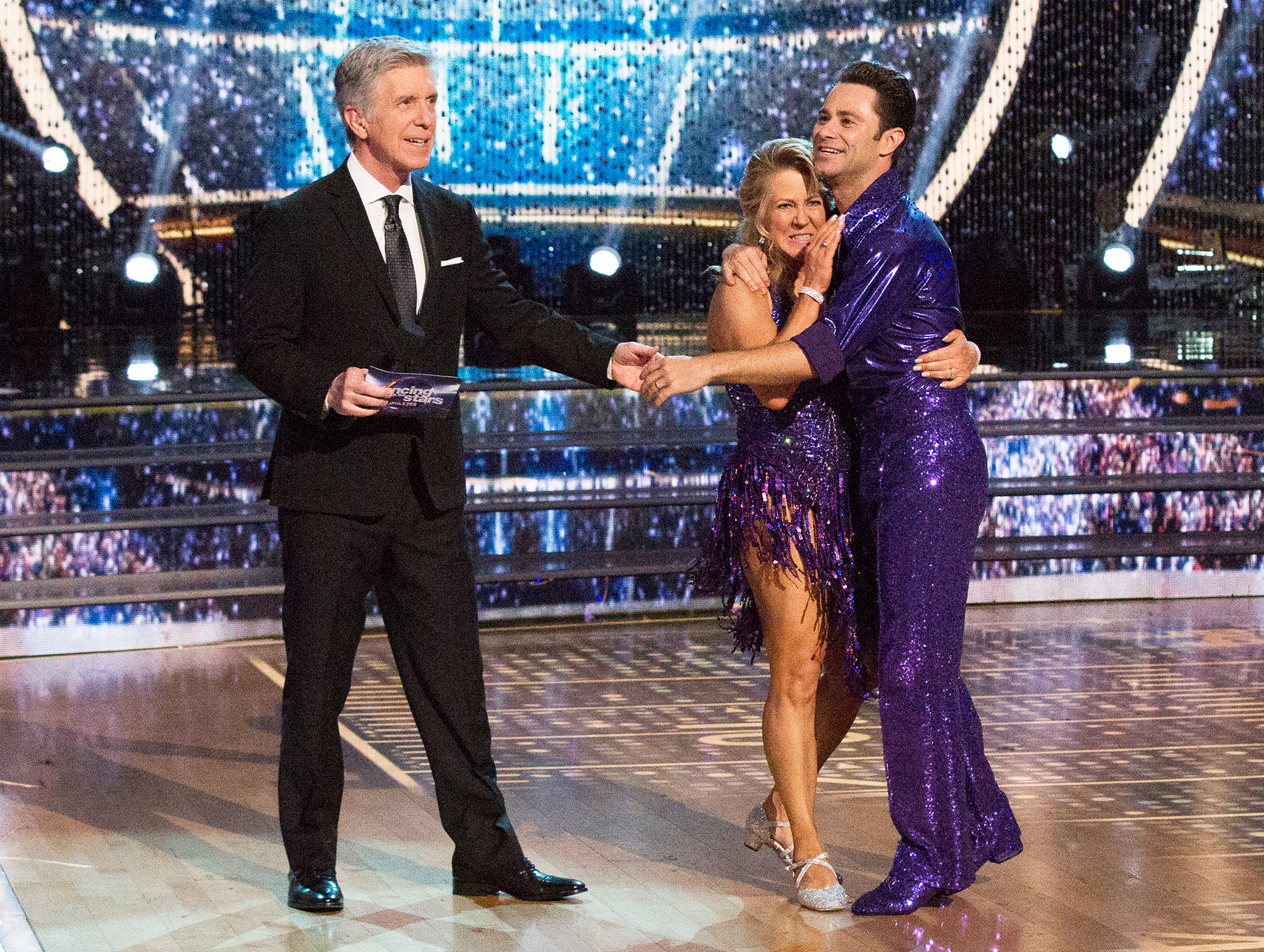 Tonya Harding Sasha Farber Dancing With the Stars Finale