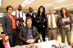 'Brooklyn Nine-Nine' cast