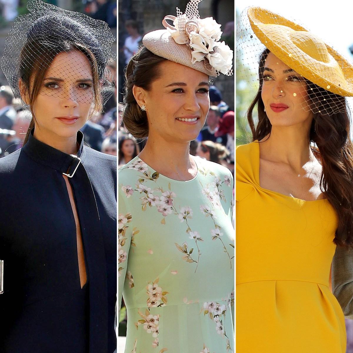 Royal Wedding 2018  Wildest Fascinators 08345e6e5c4