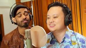 Sanjaya William Hung American Idol Jimmy Kimmel Live