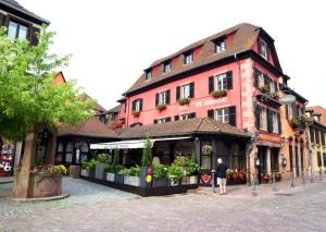 Anthony Bourdain Le Chambard Hotel