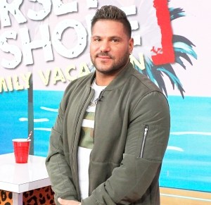 Ronnie Ortiz-Magro on 'Good Morning America'