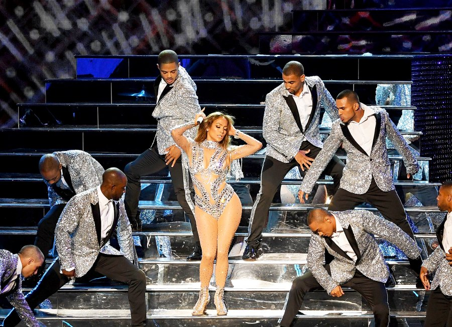 Jennifer Lopez Stars With Las Vegas Residencies Gallery
