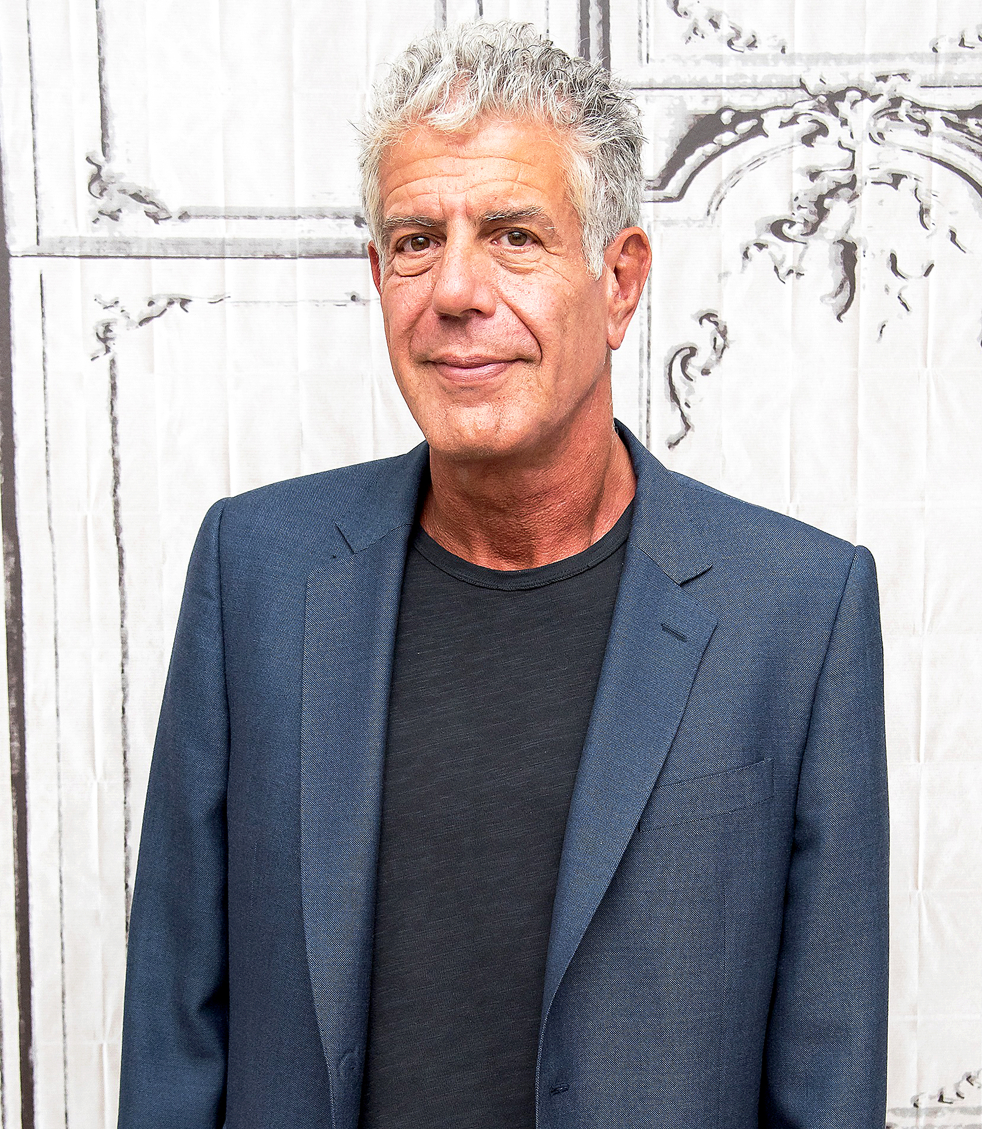 Anthony Bourdain visits the 2016 Build Series to discuss 'Raw Craft' at AOL HQ in New York City. - Anthony Bourdain visits the 2016 Build Series to discuss 'Raw Craft' at AOL HQ in New York City.