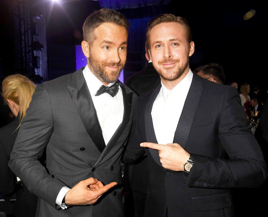 Ryan Reynolds and Ryan Gosling Gallery