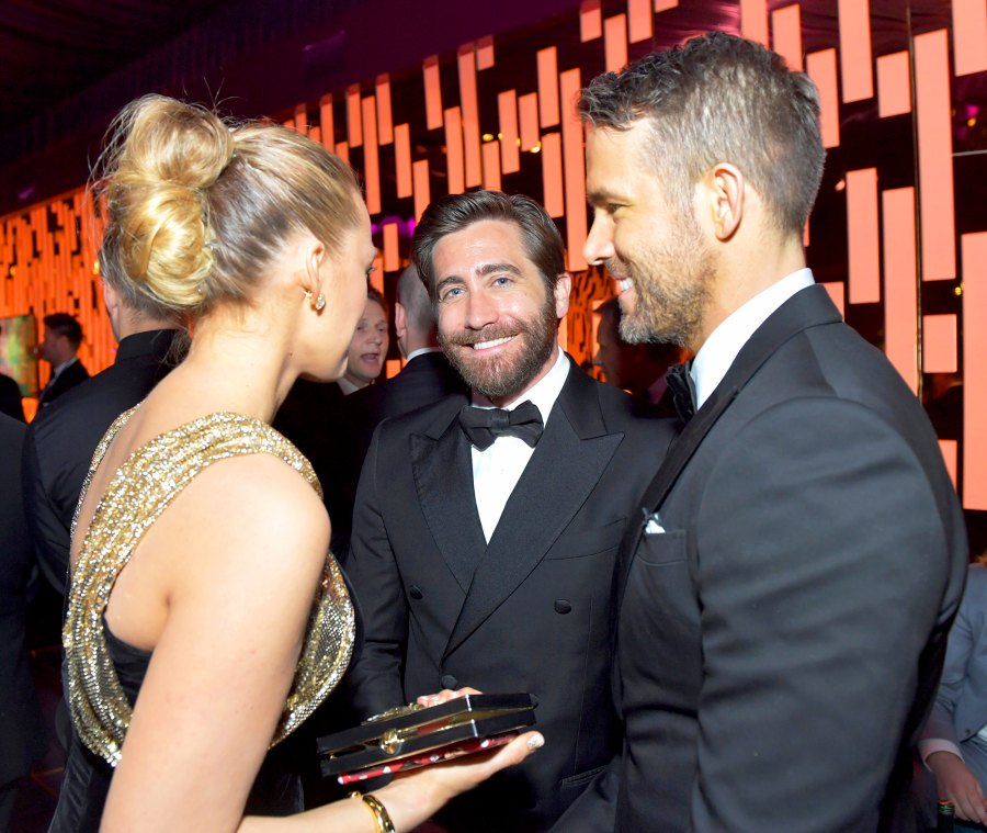 Blake Lively, Jake Gyllenhaal and Ryan Reynolds Gallery